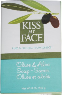 Kiss My Face Natural Soap